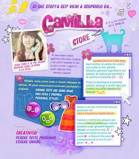Camilla Store a casa tua