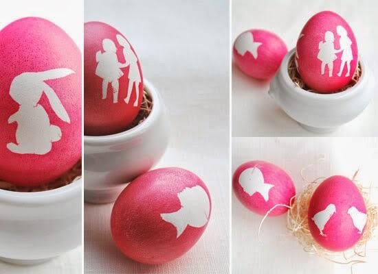 10 semplici idee per decorare le uova coi vostri bambini