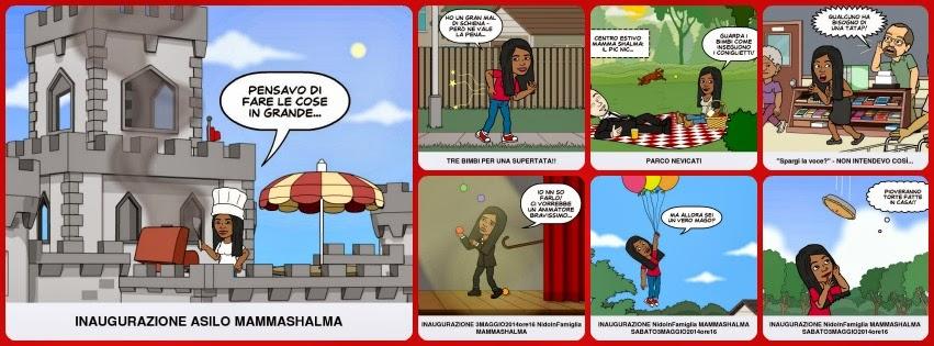 CENTRO ESTIVO #4 da Mamma Shalma 2014