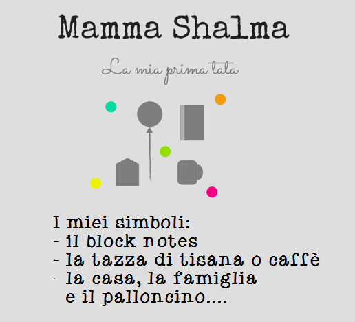 I nuovi simboli di Mamma Shalma