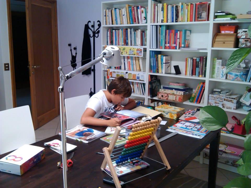 Una pedagogista per amica: Giovanna Rodolfi dello Studio Disegni