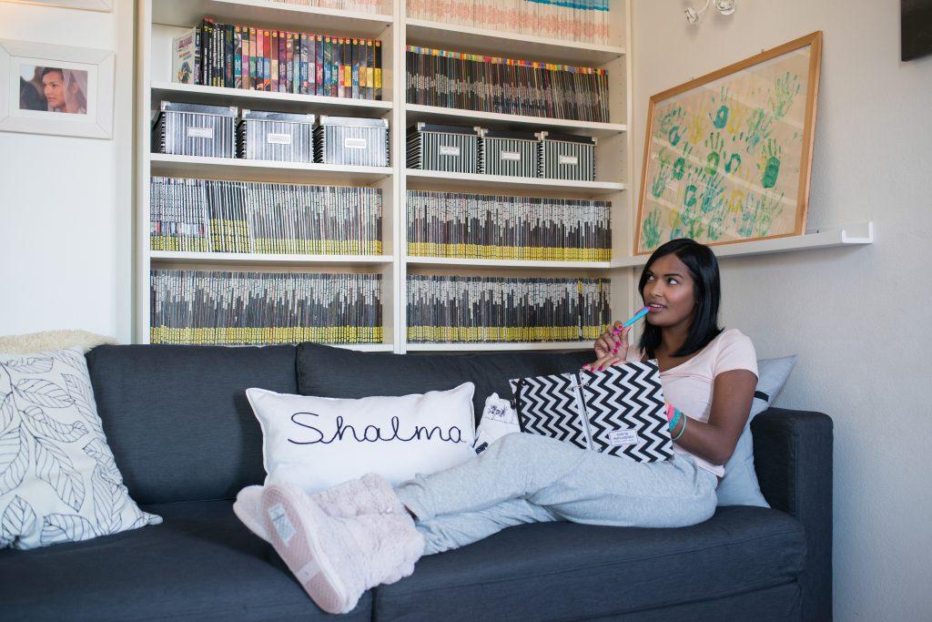 Come son diventata la tata Mamma Shalma, ovvero il mio curriculum