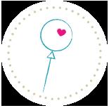 icona solidarieta casetta dei palloncini parma